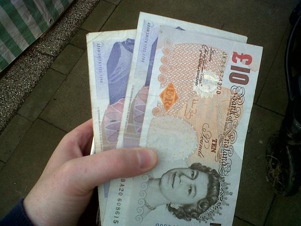 50 quid