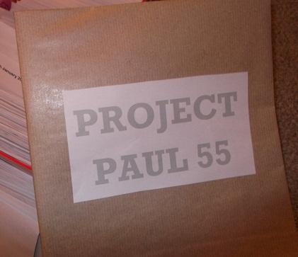 project paul 1