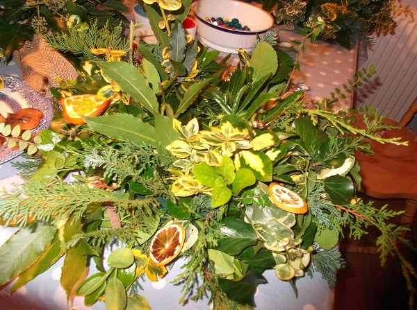 Wreath a la Vicki