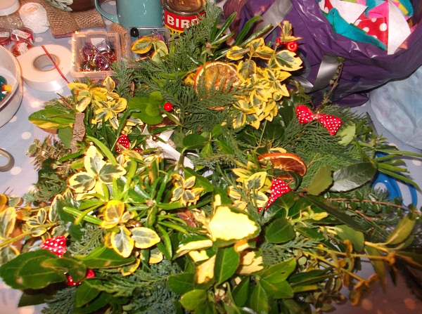 Wreath a la Becksie