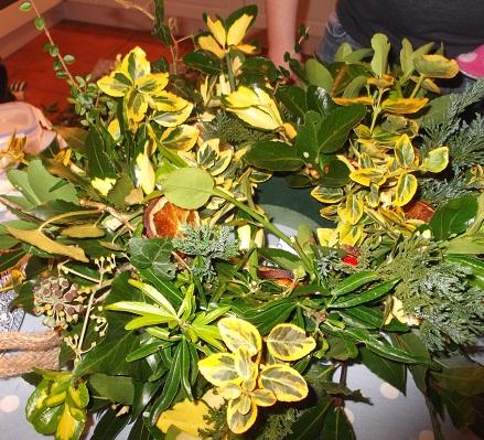 Wreath a la Jenny