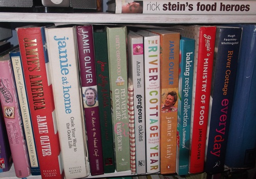 recipe books 1