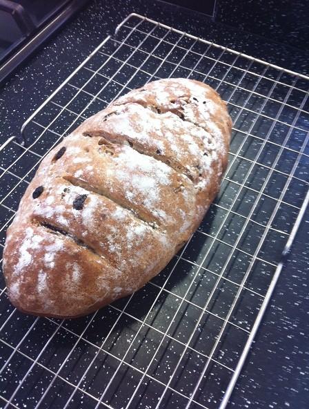 Sara's loaf