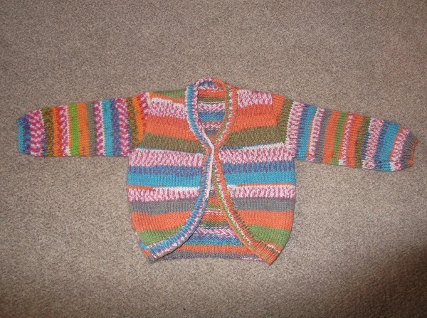 Cardy made by Margret