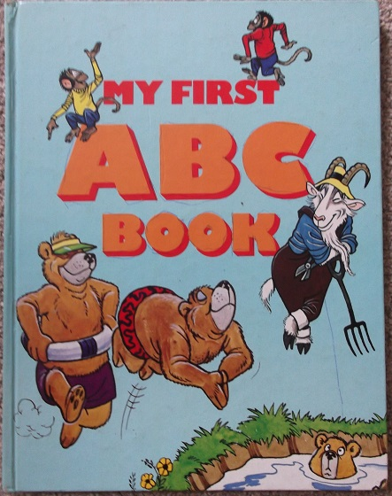 Ian's first ABC book